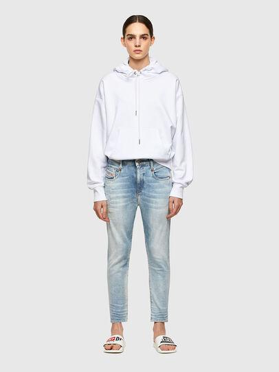 Diesel - Fayza JoggJeans® 069UY, Hellblau - Jeans - Image 5