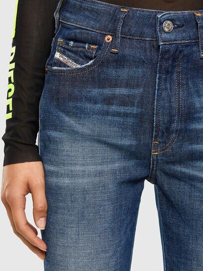 Diesel - D-Joy 009ET, Mittelblau - Jeans - Image 4