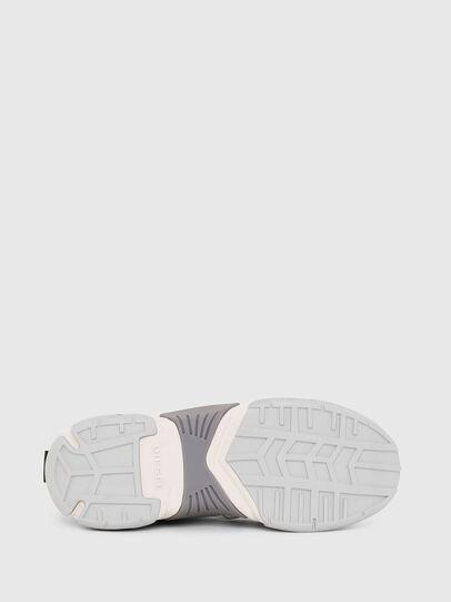 Diesel - S-KIPPER LOW TREK, Weiß/Grau - Sneakers - Image 4