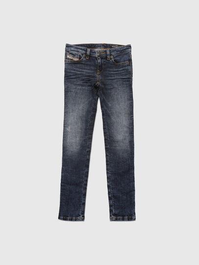 Diesel - SKINZEE-LOW-J JOGGJEANS-N, Dunkelblau - Jeans - Image 1
