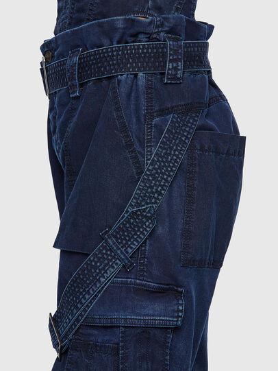 Diesel - D-Fedry JoggJeans® 0CBBZ, Dunkelblau - Jeans - Image 5