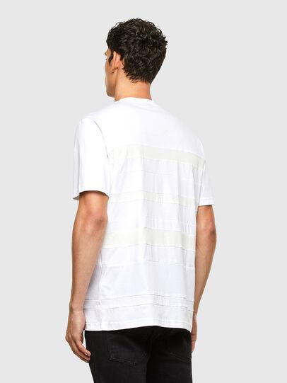 Diesel - T-LOUD, Weiß - T-Shirts - Image 2