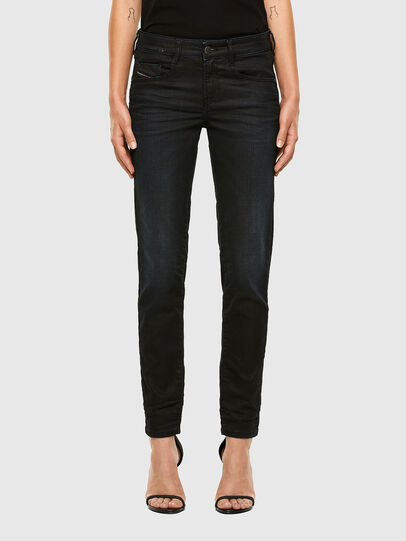 Diesel - D-Ollies JoggJeans 069NY, Dunkelblau - Jeans - Image 1