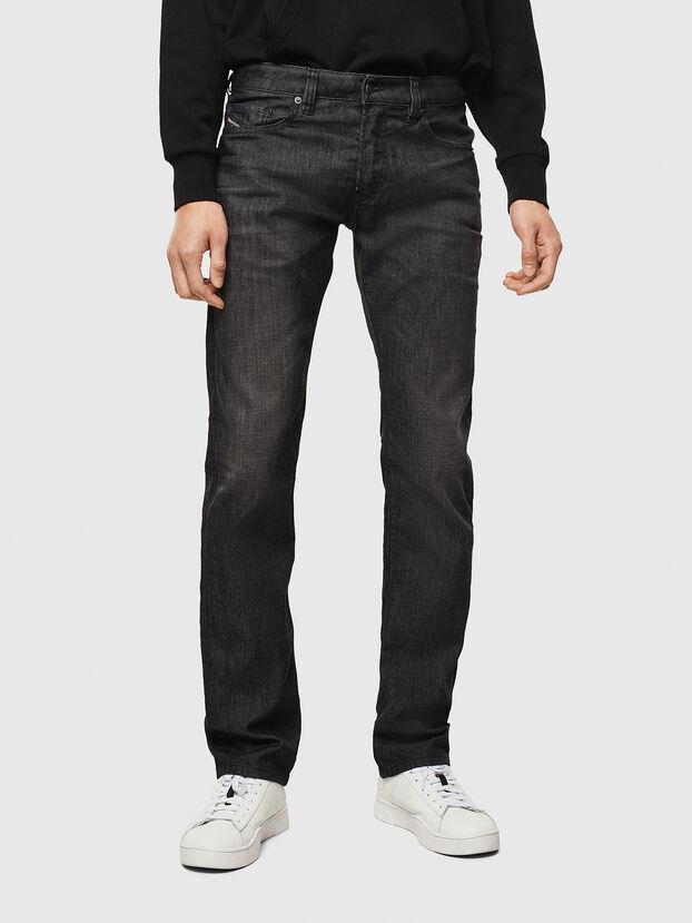 Safado 082AT, Schwarz/Dunkelgrau - Jeans