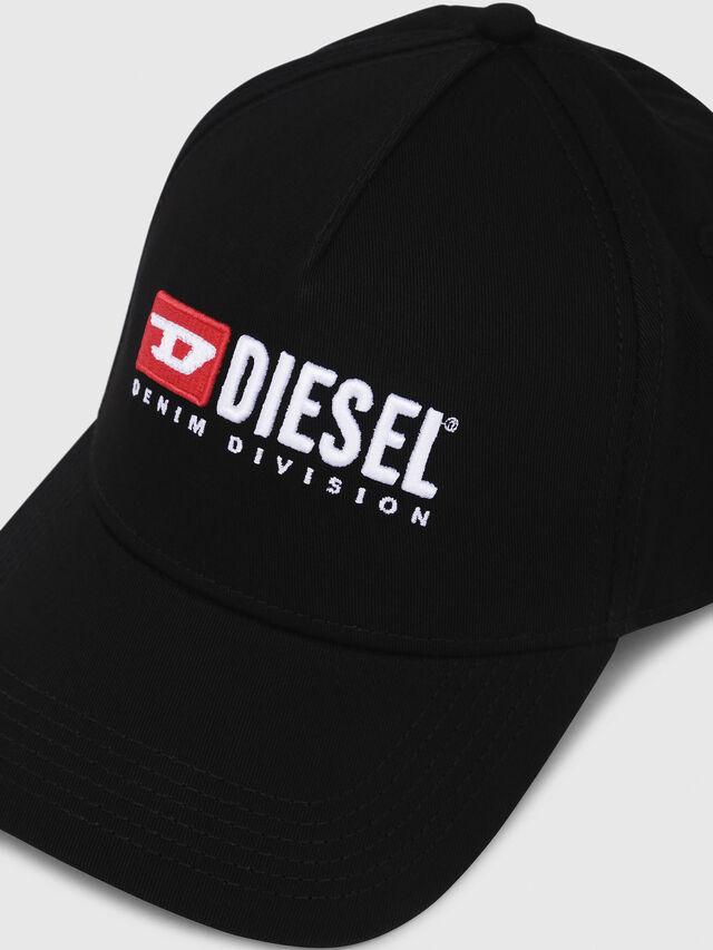 Diesel - CAKERYM-MAX, Schwarz - Hüte - Image 3