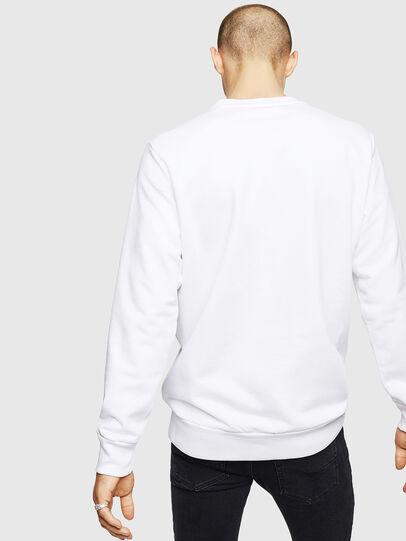 Diesel - S-GIR-DIVISION, Weiß - Sweatshirts - Image 2