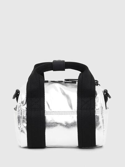 Diesel - F-BOLD MINI, Silber - Satchel Bags und Handtaschen - Image 2