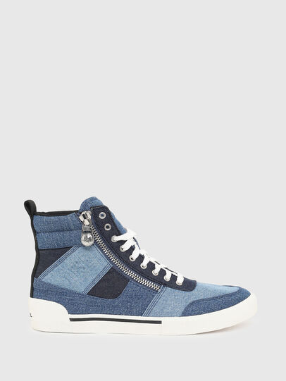 Diesel - S-DVELOWS MID CUT, Blau - Sneakers - Image 1