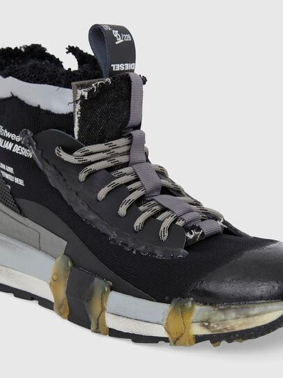 Diesel - H-PADOLA GL, Schwarz - Sneakers - Image 4