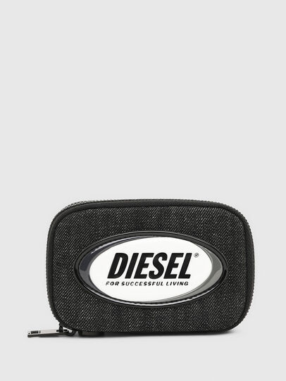 Diesel - LARIO, Jeansschwarz - Kleine Portemonnaies - Image 1