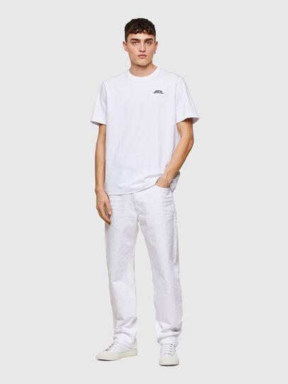 Diesel - T-JUST-E15, Weiß - T-Shirts - Image 5