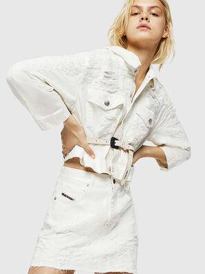 DE-JODY, Weiß - Röcke