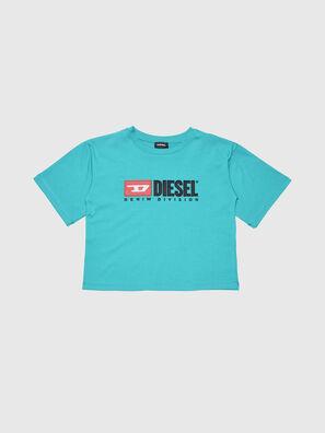 TJACKYD, Azurblau - T-Shirts und Tops