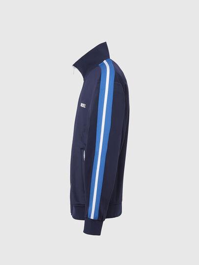 Diesel - S-KRAIM, Blau - Sweatshirts - Image 3