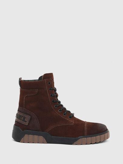 Diesel - H-RUA AM, Braun - Sneakers - Image 1
