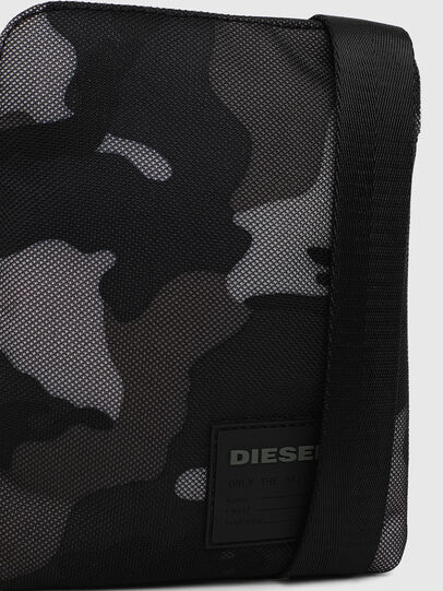 Diesel - F-DISCOVER CROSS, Blau/Grau - Schultertaschen - Image 5