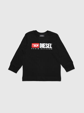 TJUSTDIVISIONB ML-R, Schwarz - T-Shirts und Tops