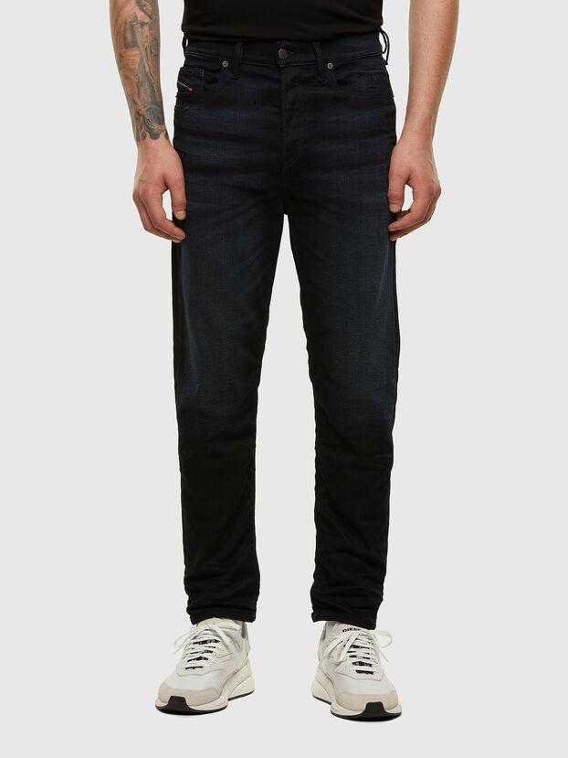 D-Vider 084AY, Dunkelblau - Jeans