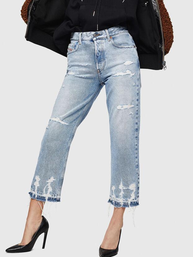 Aryel 0078L, Hellblau - Jeans