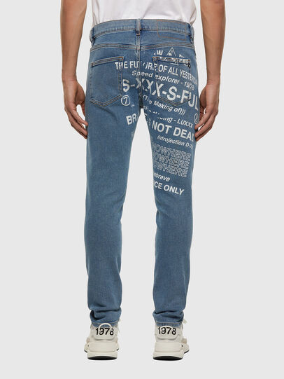 Diesel - D-Strukt 009DX, Hellblau - Jeans - Image 2
