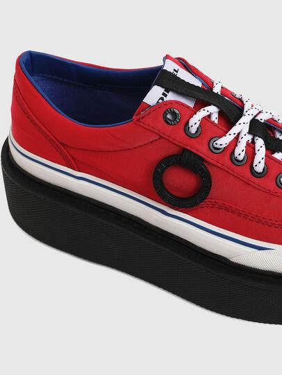 Diesel - H-SCIROCCO LOW, Feuerrot - Sneakers - Image 5