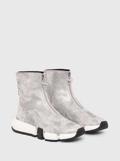Diesel - H-PADOLA Z PC W, Silber - Sneakers - Image 2