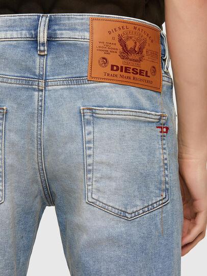 Diesel - D-Strukt JoggJeans® 069UU, Hellblau - Jeans - Image 4