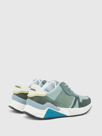 Diesel - S-BRENTHA FLOW, Wassergrün - Sneakers - Image 3