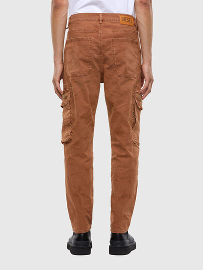 Diesel - D-Krett JoggJeans® 069RJ, Hellbraun - Jeans - Image 2