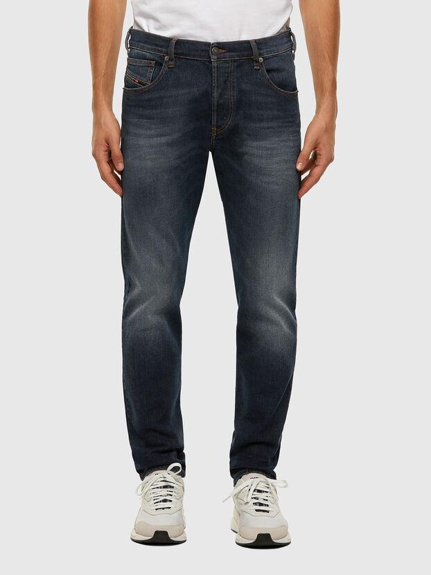 D-Yennox 009EM, Dunkelblau - Jeans