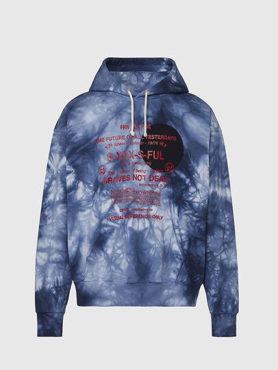 Diesel - S-MOONY,  - Sweatshirts - Image 1