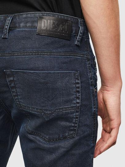 Diesel - Krooley JoggJeans 069MG, Dunkelblau - Jeans - Image 4