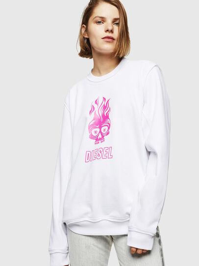 Diesel - F-LYANY-E,  - Sweatshirts - Image 1