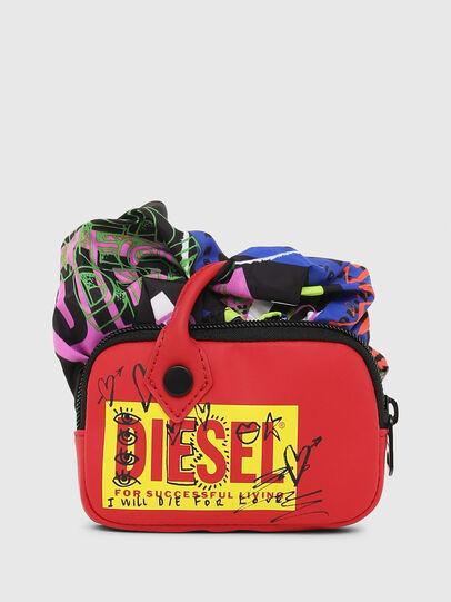Diesel - SHOPPINA PAS, Rot - Shopper und Schultertaschen - Image 3