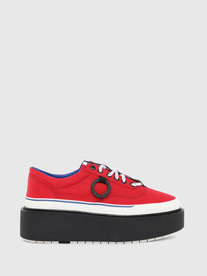H-SCIROCCO LOW, Feuerrot - Sneakers