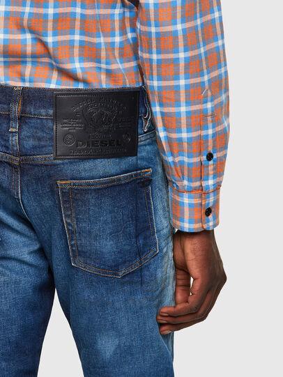 Diesel - D-Strukt 09A13, Mittelblau - Jeans - Image 4