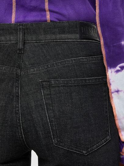 Diesel - D-Joy 009JV, Schwarz/Dunkelgrau - Jeans - Image 4