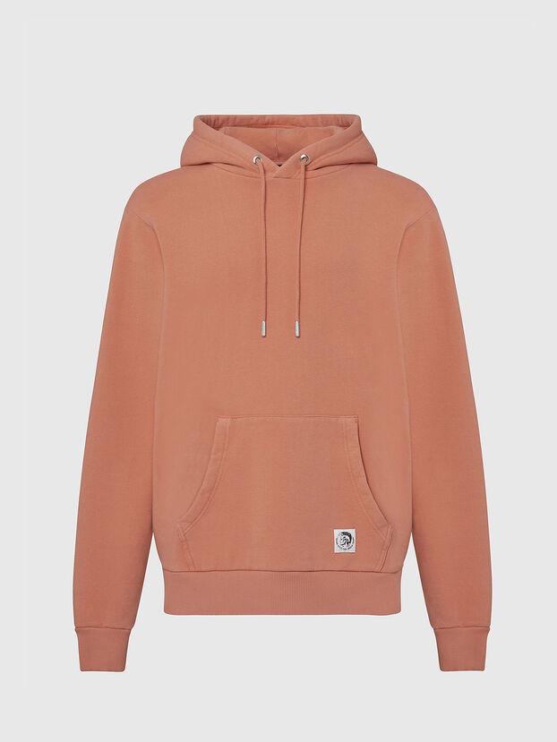 S-GIRK-HOOD-MOHI, Rosa - Sweatshirts