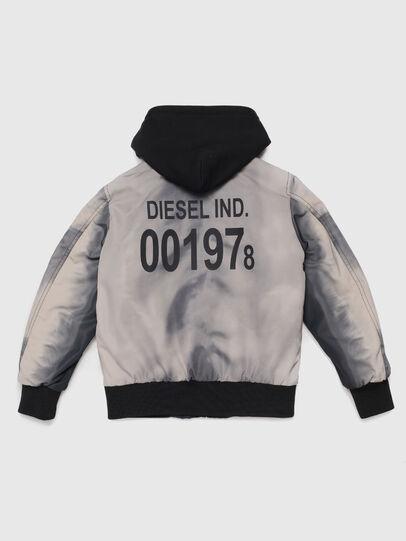 Diesel - JFOREST, Schwarz - Jacken - Image 2