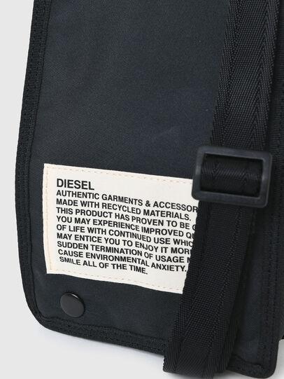 Diesel - ANKO WP, Schwarz - Schultertaschen - Image 5