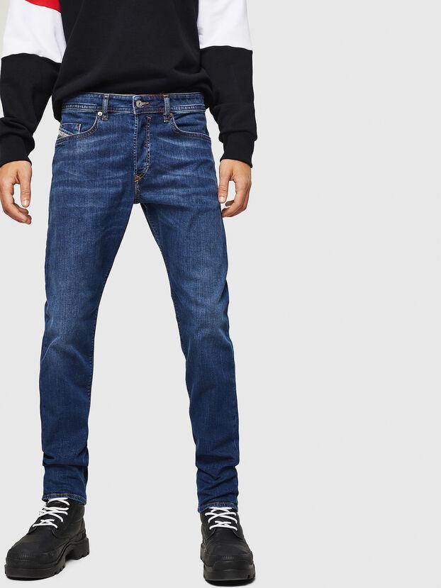 Buster 082AZ, Dunkelblau - Jeans