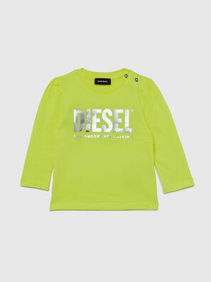 TRASSYB, Gelb - T-Shirts und Tops