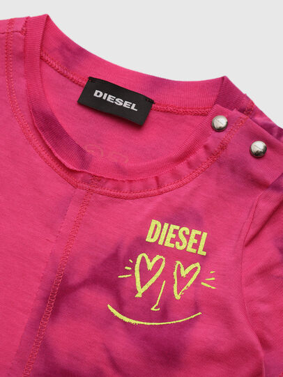 Diesel - DONDOTDB, Rosa - Kleider - Image 3