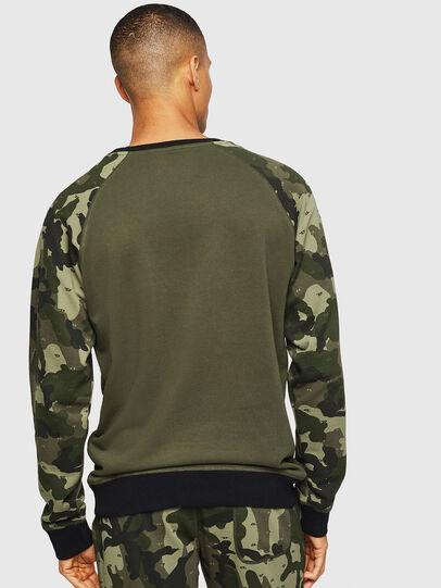 Diesel - UMLT-MAX, Camouflagegrün - Sweatshirts - Image 2