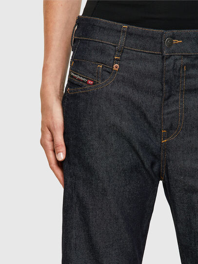 Diesel - Fayza 009HF, Dunkelblau - Jeans - Image 3