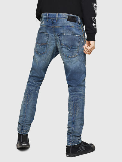 Diesel - Krooley JoggJeans 069HG, Mittelblau - Jeans - Image 2
