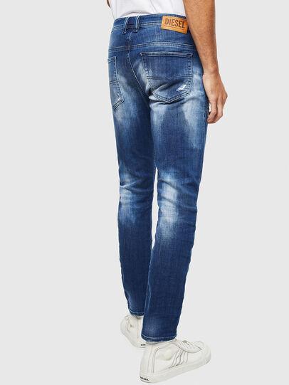Diesel - Thommer JoggJeans 0099S, Dunkelblau - Jeans - Image 2
