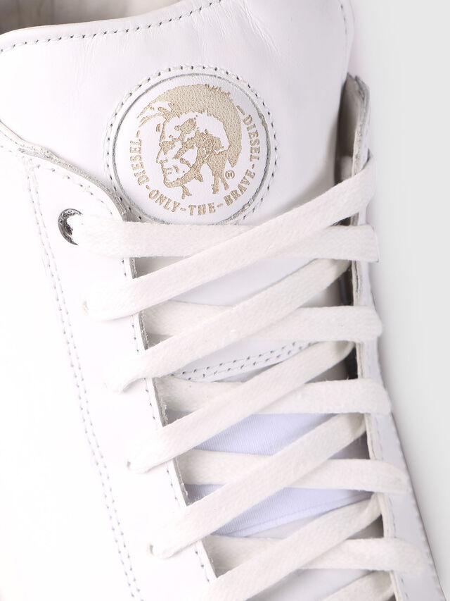 Diesel - S-NENTISH, Weiß - Sneakers - Image 6