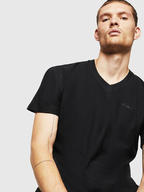 T-RANIS, Schwarz - T-Shirts