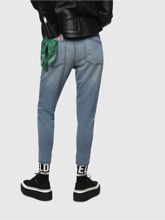 Diesel - Candys JoggJeans 069FF, Hellblau - Jeans - Image 2